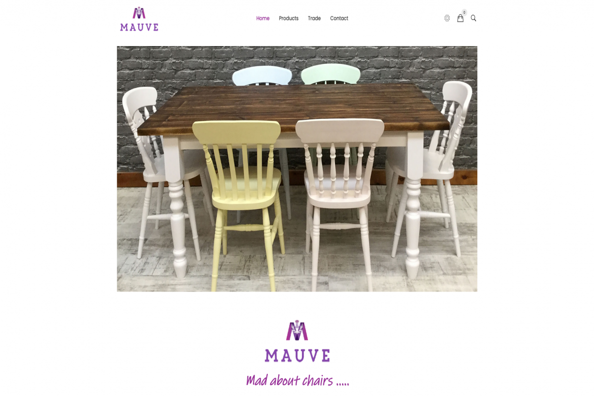 Mauve Furniture